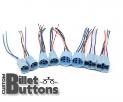 Pigtails Connector for Billet Buttons