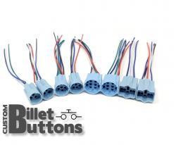 Pigtails Connector for Billet Buttons