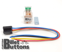 12VDC 60A Fused Automotive Relay