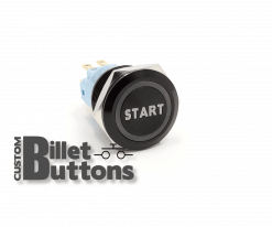 START 19mm Custom Billet Buttons