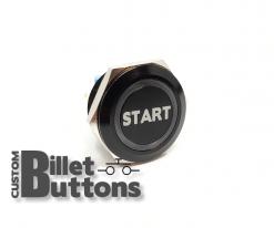 30mm Start Laser Etched Billet Buttons